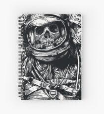 Dead Astronaut Spiral Notebook