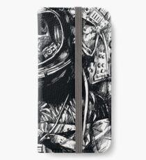 Dead Astronaut iPhone Wallet/Case/Skin