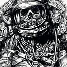 Toter Astronaut von carbine