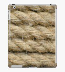 Get a rope iPad Case/Skin