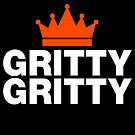 Gritty Philadelphia Hockey Mascot by fishbiscuit