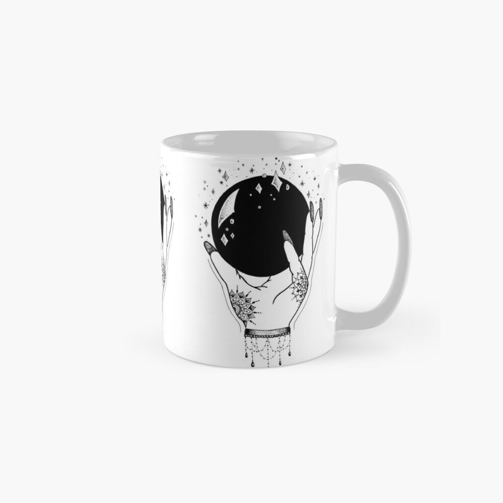 Kristallkugel Tassen