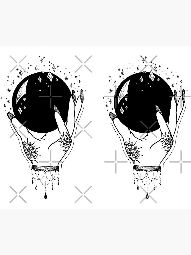 Kristallkugel von georgiamason