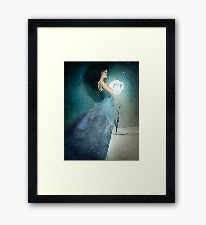 Ice Princess Framed Print