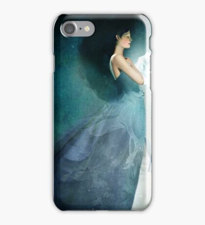 Ice Princess iPhone Case/Skin