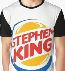 Stephen King i love it Graphic T-Shirt