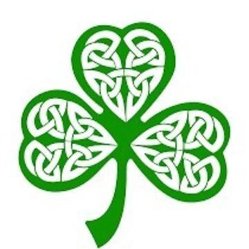 Irish Shamrock by greenoriginals