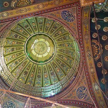 Mosque of Muhammad Ali by kuntaldaftary