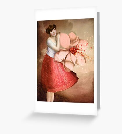 Anna Greeting Card