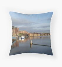 Newcastle-upon-Tyne Throw Pillow