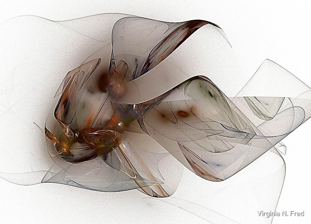 Angel Fish by Virginia N. Fred
