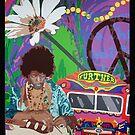 Mardi Gras by Samitha Hess Edwards