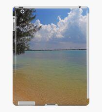 intercoastal view iPad Case/Skin