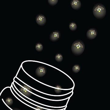 Firefly Jar by EthanDecker