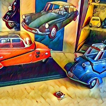 Toy cars by BobHickman