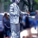 Silver Man by Brenda Dow