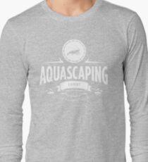 Aquascaping - Expert Long Sleeve T-Shirt