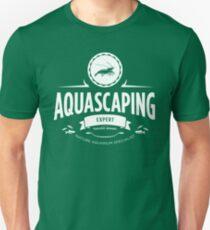 Aquascaping - Expert Unisex T-Shirt