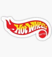 Hot Wheels Sticker