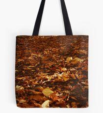 leaf litter Tote Bag