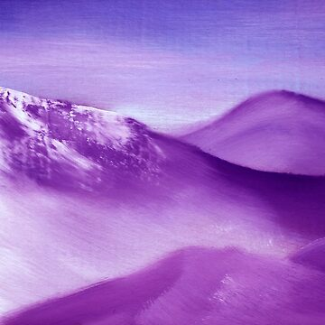 Purple Mountain by andiB