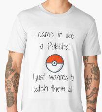 Pokeball Men's Premium T-Shirt