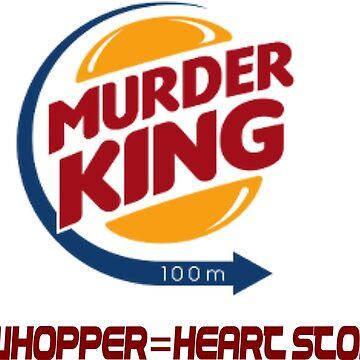 Murder King by KikkaT