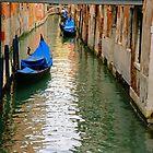 Venetian By-Ways by Harry Oldmeadow