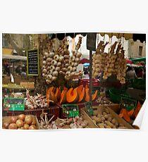 Aix-en-Provence Market Poster