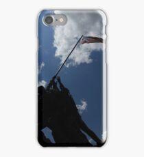 Iwo Jima Memorial iPhone Case/Skin