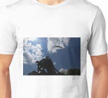 Iwo Jima Memorial Unisex T-Shirt