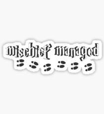 magic words Sticker