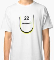 Brawn GP Button design Classic T-Shirt