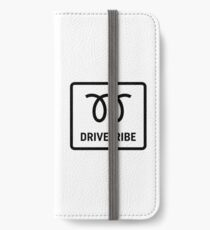 DriveTribe Engine Coil iPhone Wallet/Case/Skin