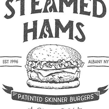 Steamed Hams | Inspired by The Simpsons by JustSandN