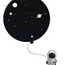 Universe Balloon by Noahrel
