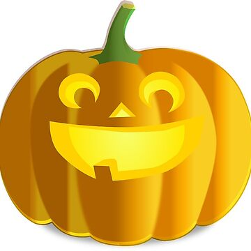 Halloween Baby Pumpkin by MartinV96