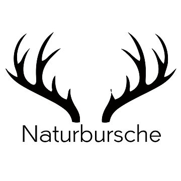 Nature antlers deer forest by StatementDesign