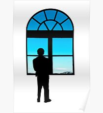 Man at the Window Poster
