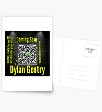 PrisonArtWare.com proudly presents the work of Dylan Gentry  Postcards