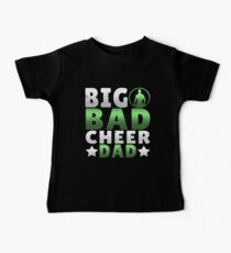 Big Dad Cheer Dad Father's Day Gift Baby Tee