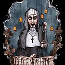 God Ends Here - The Nun by Tally Todd