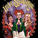 I Put a Spell on You - Hocus Pocus by Tally Todd