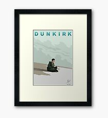 Dunkirk Poster Framed Print