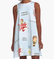 Amelia Earthart A-Line Dress