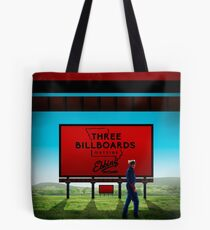Three Billboards - 1 Tote Bag