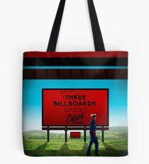 Three Billboards - 1 Tote Bag