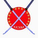 Katana Sword Design by DigitalandPhoto