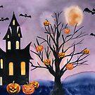 Halloween by Irina Reznikova