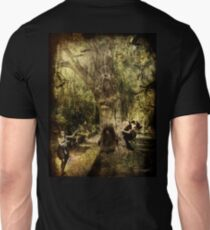 The Old Goat Tree (poetry & music) Unisex T-Shirt